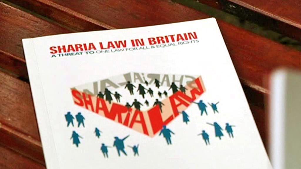 Islámské právo ve Velké Británii