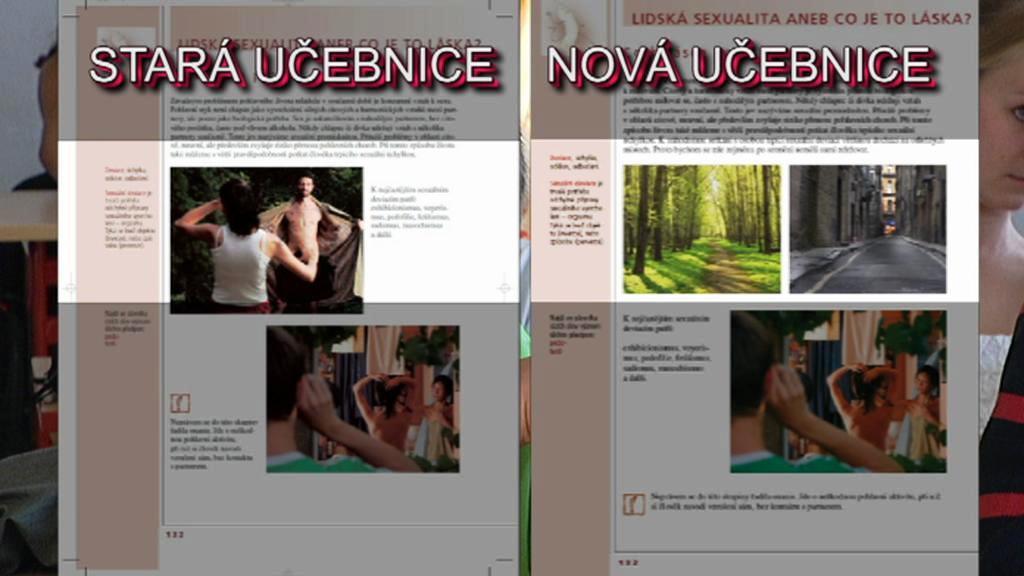 Učebnice sexuální výchovy