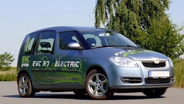 Elektromobil EVC R7 Electric