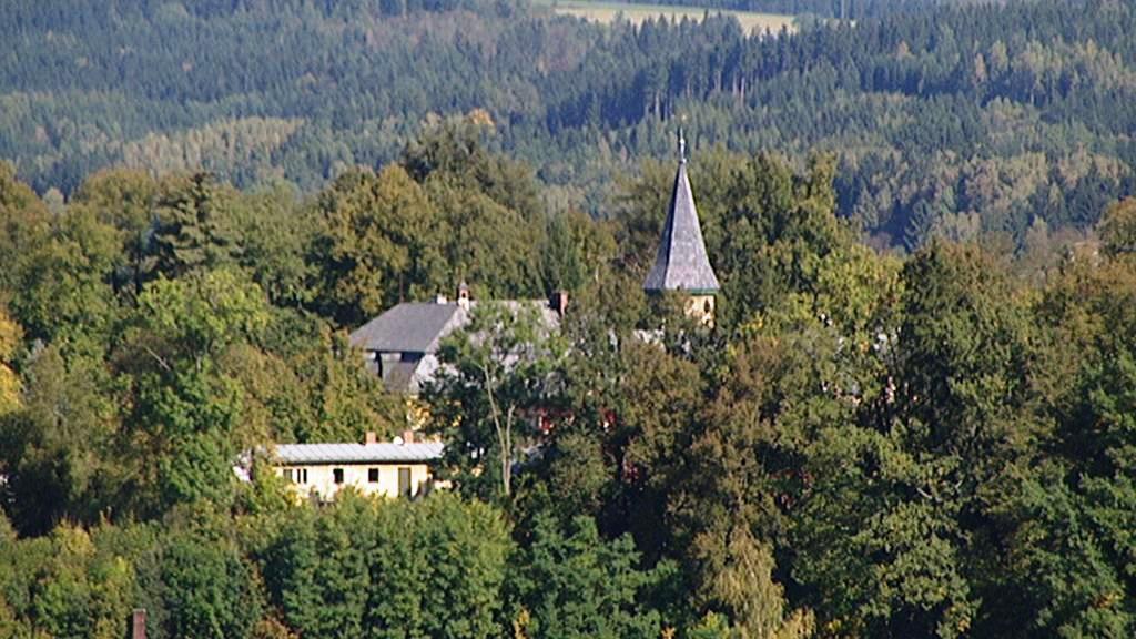 Dolní Olešnice - zámek