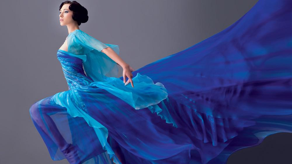 Haute couture Blanky Matragi