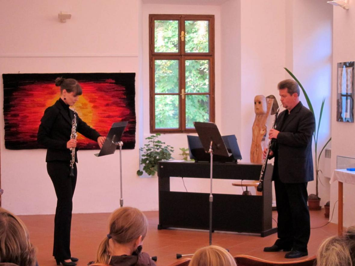Koncert pedagogů ZUŠ v Mníšku pod Brdy