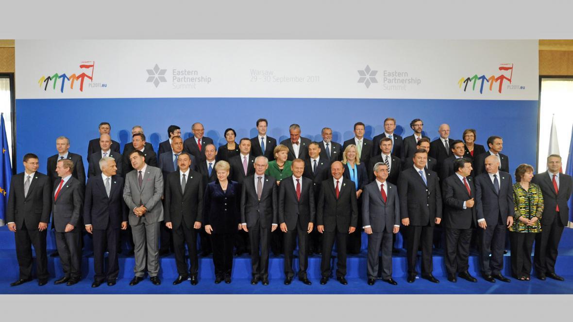 Varšavský summit Východního partnerství