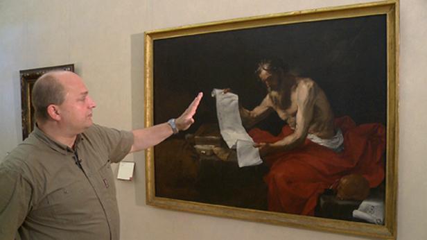 Jusepe de Ribera / Sv. Jeroným
