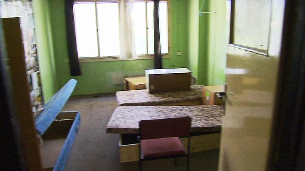 Bydlení Romů - ubytovna