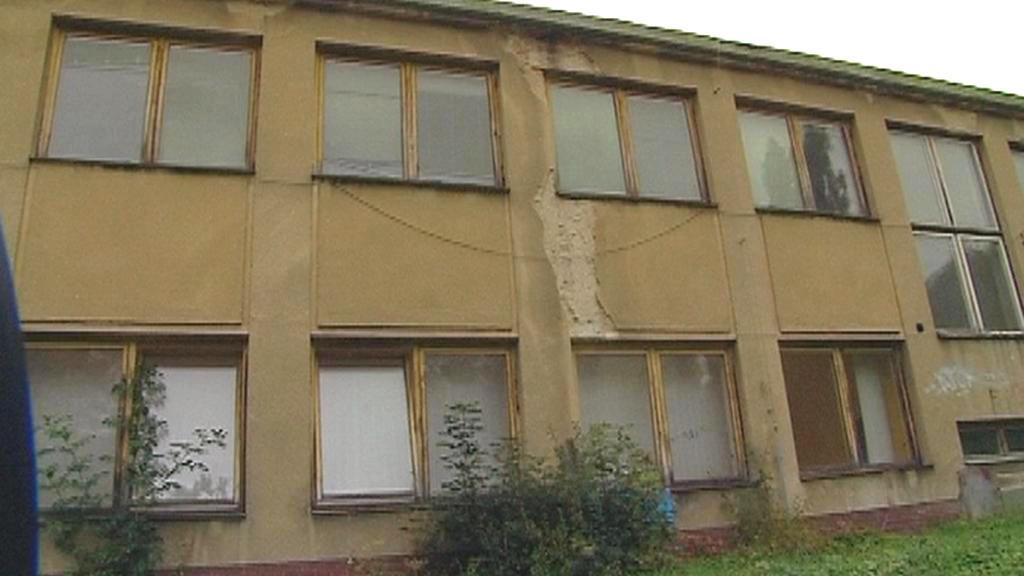 Školy na Liberecku jsou v havarijním stavu