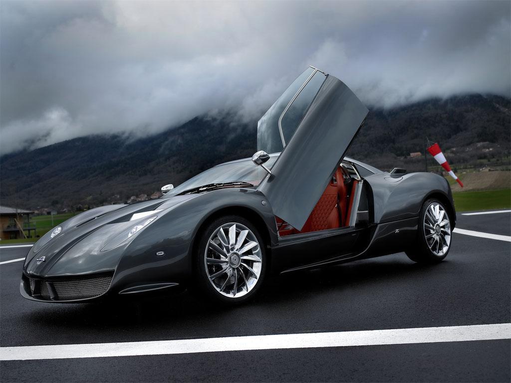 Vůz značky Spyker