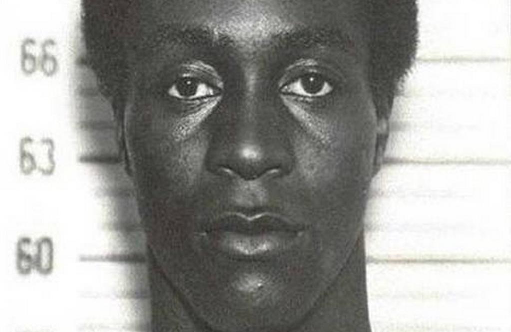 George Wright na snímku FBI