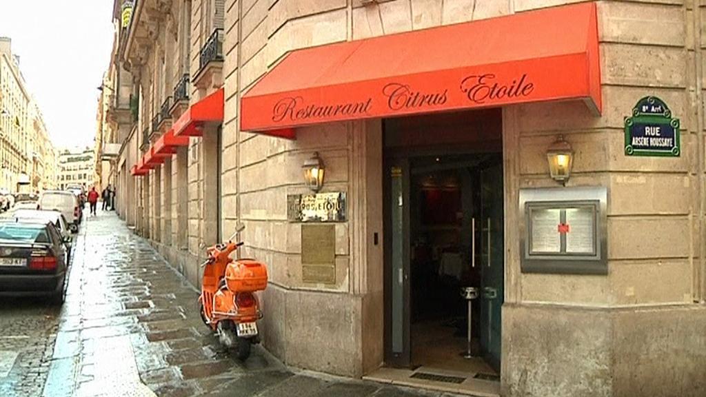 Francouzská restaurace