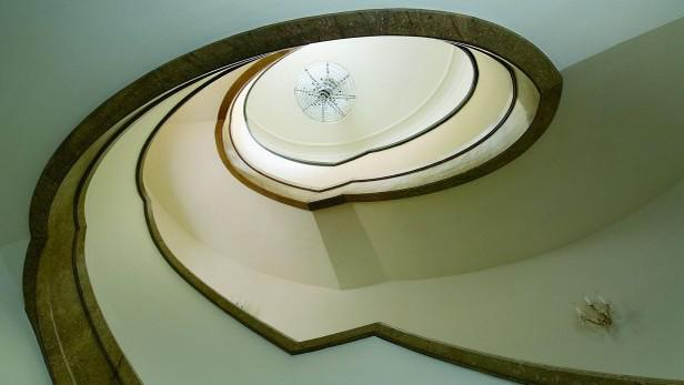 Schodiště v Lichtenštejnském paláci