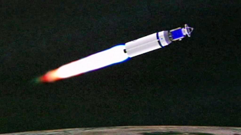 Čínský kosmický program
