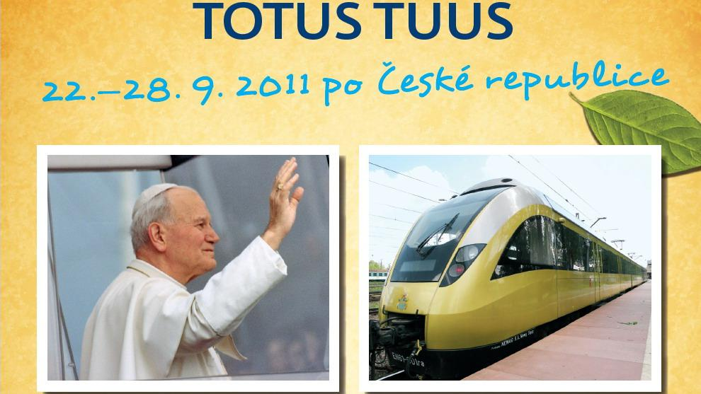 Pozvánka na Papežův vlak
