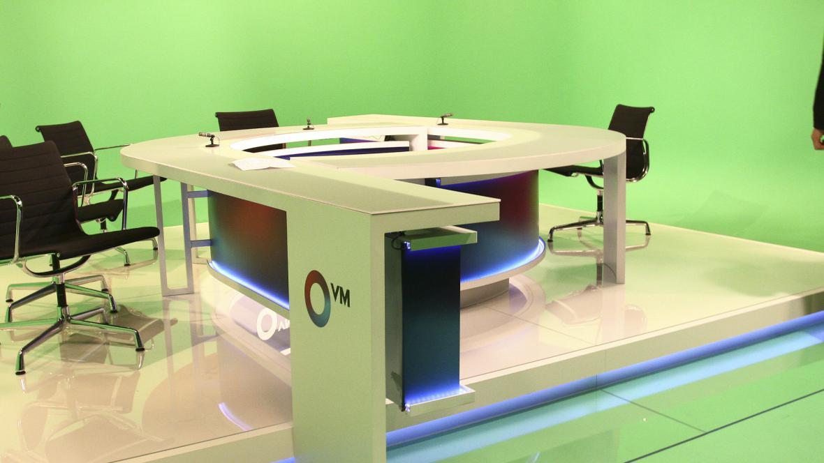 Nové studio OVM