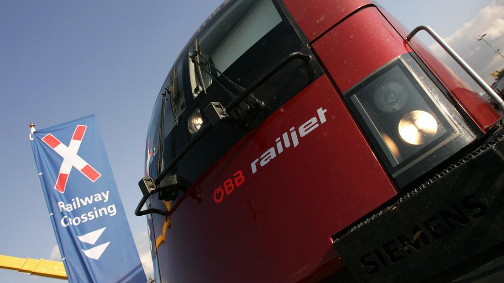 Siemens Railjet