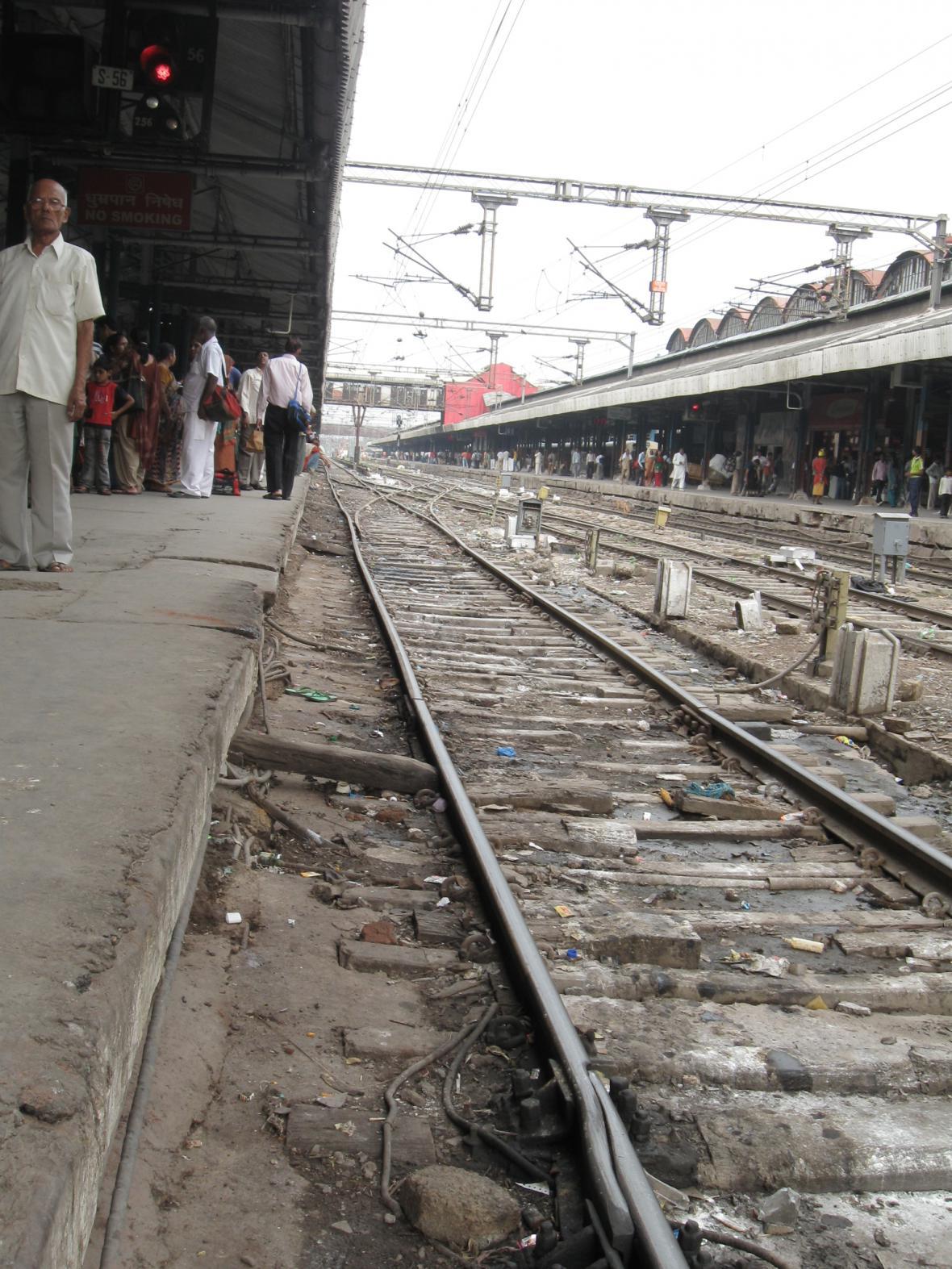 Indické nádraží
