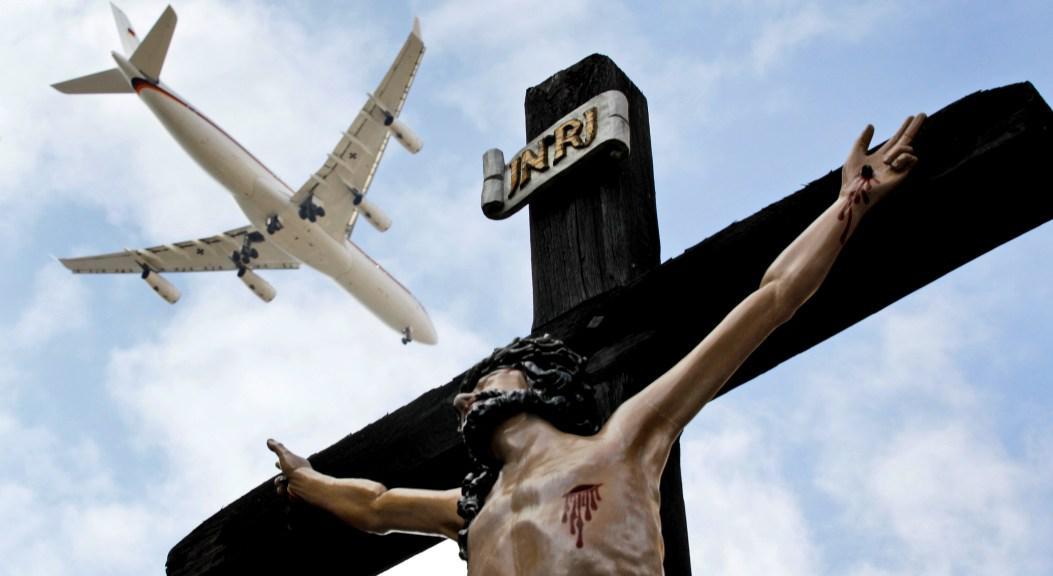 Papež letí do Erfurtu