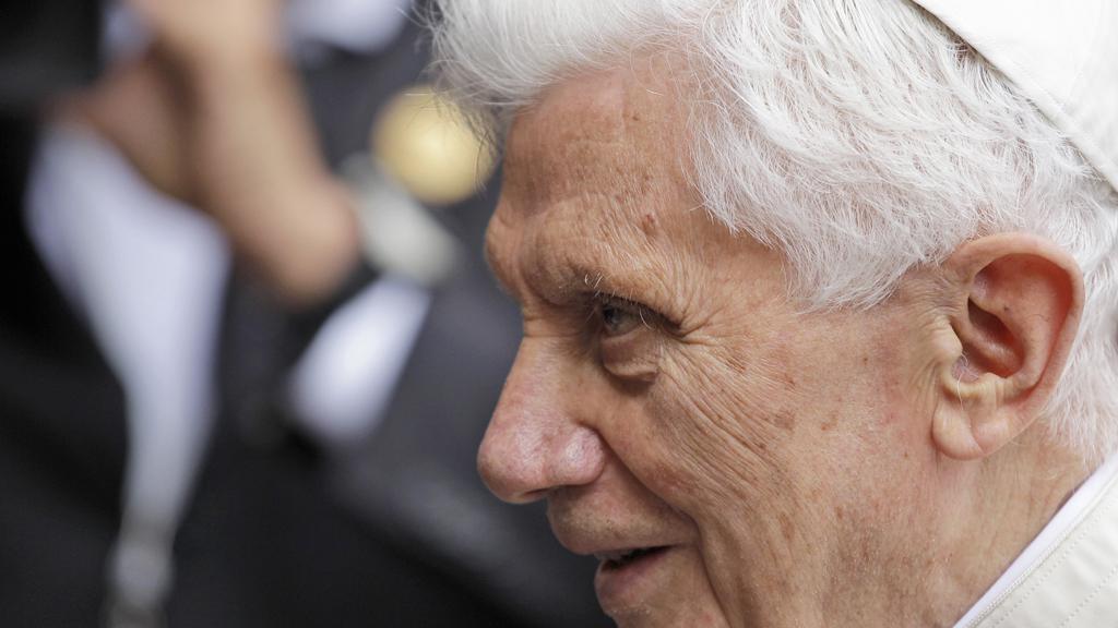 Papež Benedikt XVI. v Německu