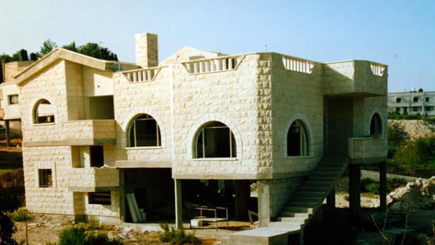 Nová izraelská výstavba