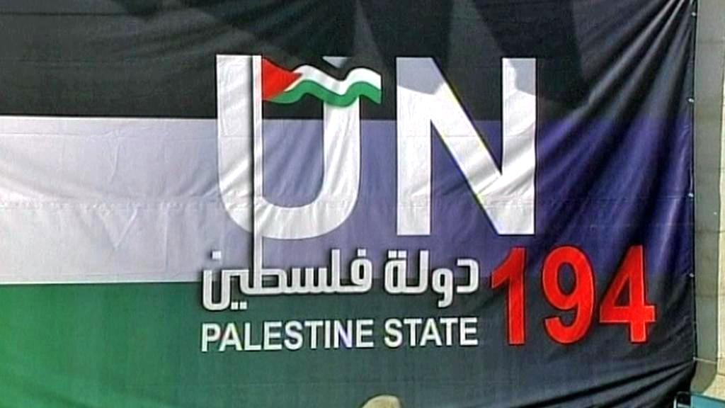 Palestinci chtějí uznání vlastního státu