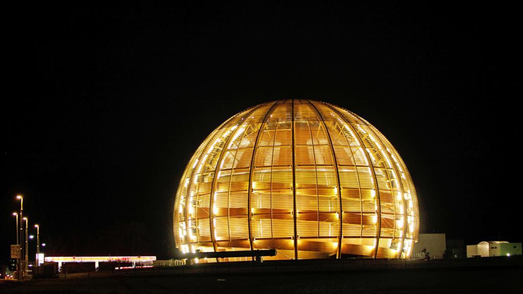 Evropská organizace pro jaderný výzkum (CERN)