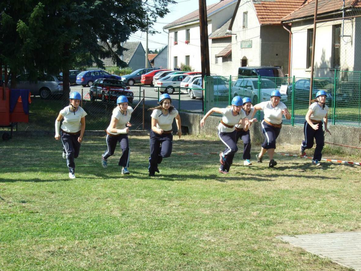 Benešovská hasičská liga - Chářovice