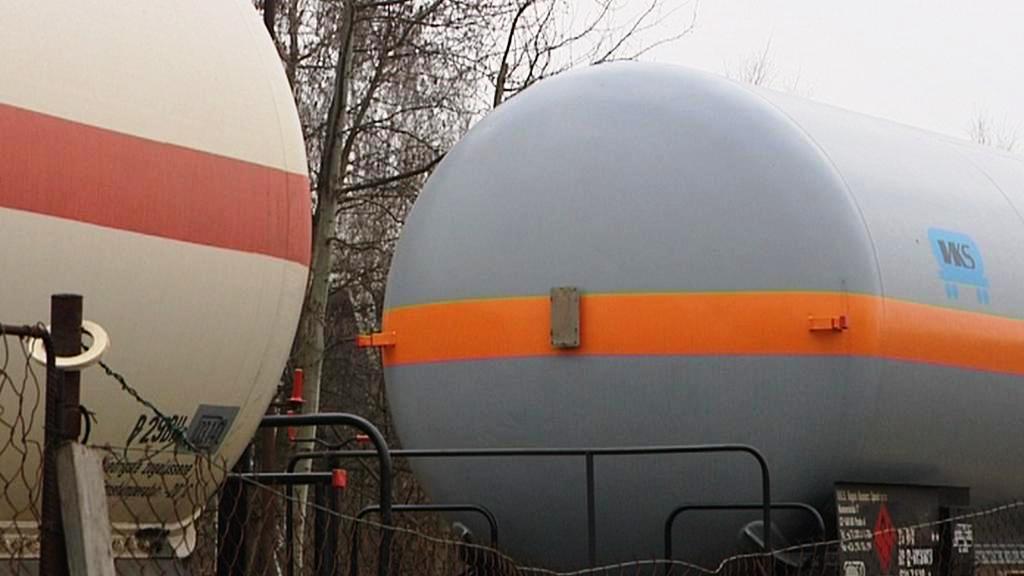 Překladiště plynu