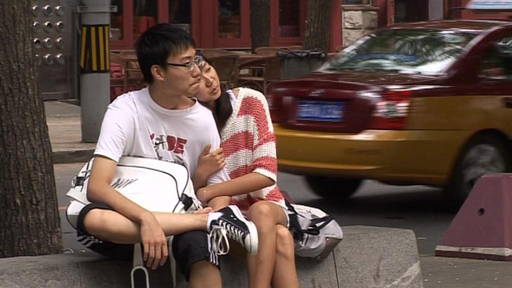 Svátek zamilovaných v Číně