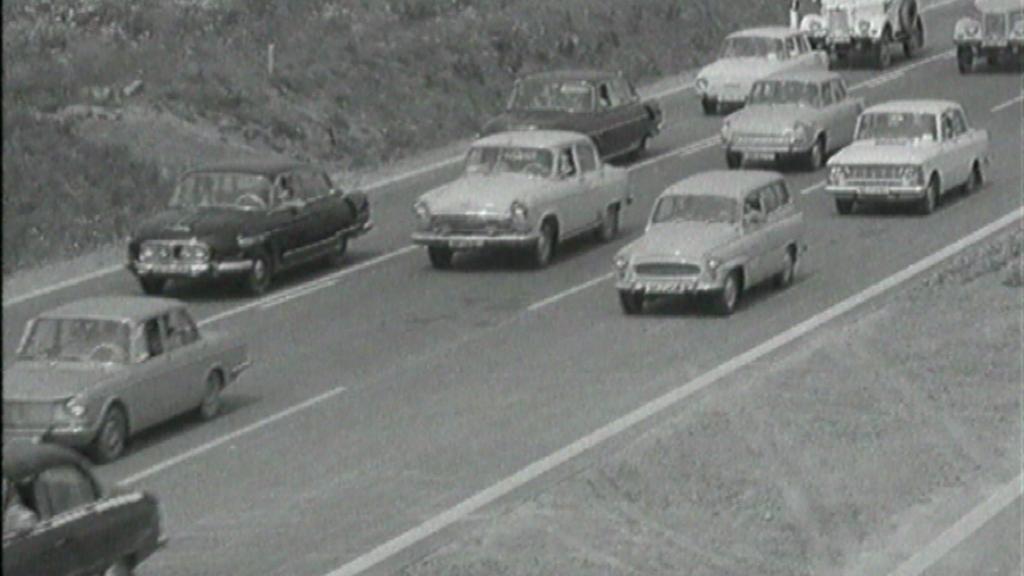 D1 v roce 1971