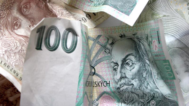 Peníze - stokoruna
