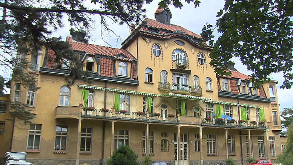 Dětské centrum v Praze v Krči