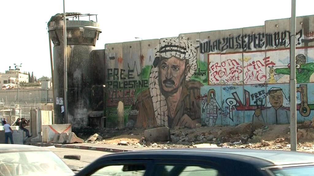 Palestinské území