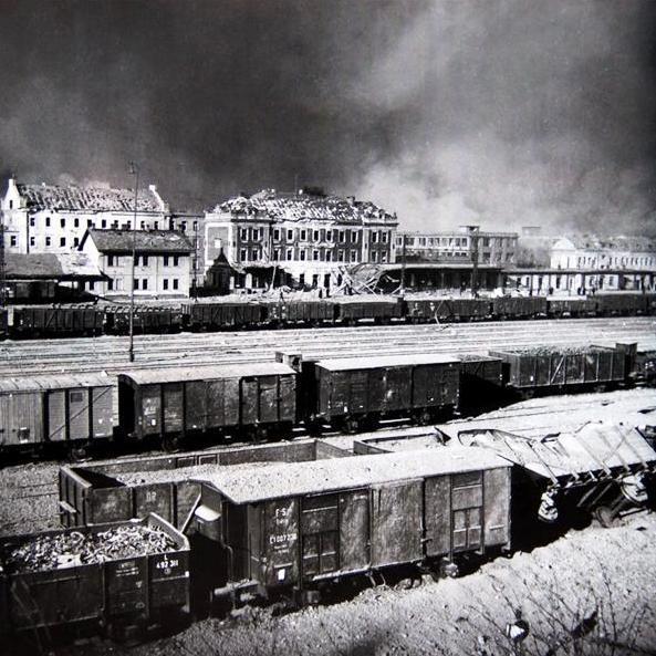 Horní nádraží v Libni