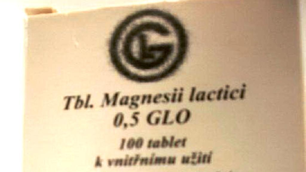 Magnesii lactici