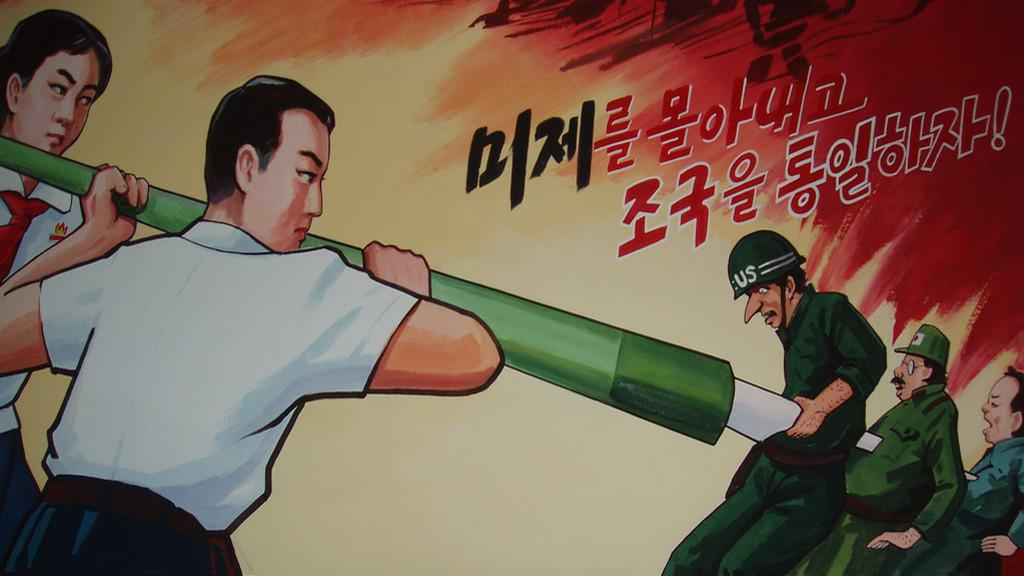 Propaganda po korejsku