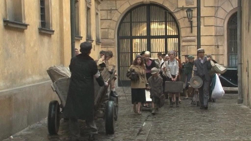 Videoklip o holocaustu