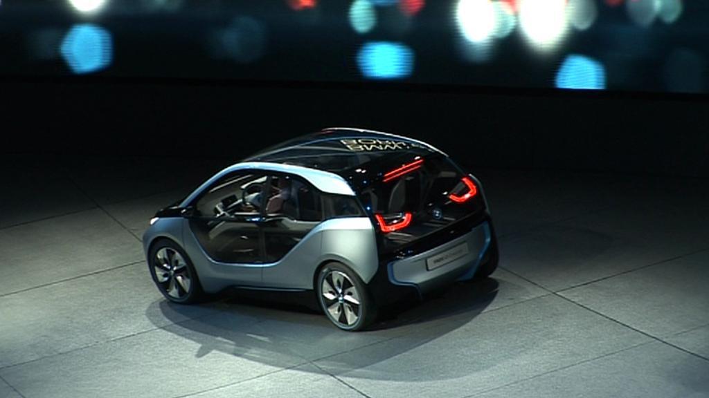Městský elektromobil