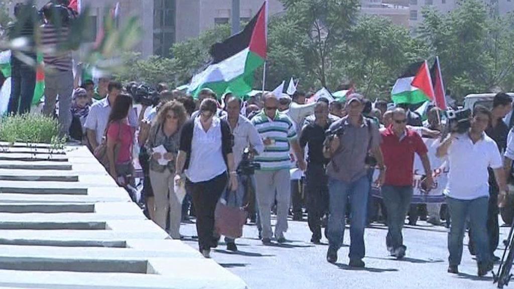 Obyvatelé Palestiny