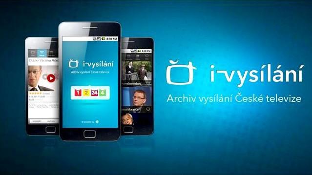 ČT spouští aplikaci iVysílání pro systém Android