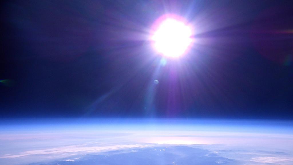 Vesmír - Ilustrační foto