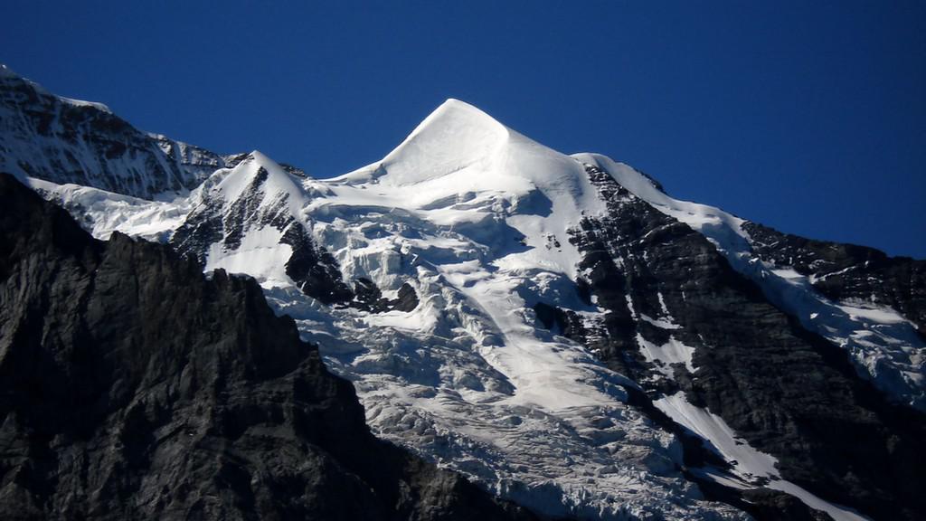Okolí Jungfrau