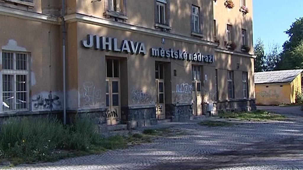 Nádraží Jihlava-město