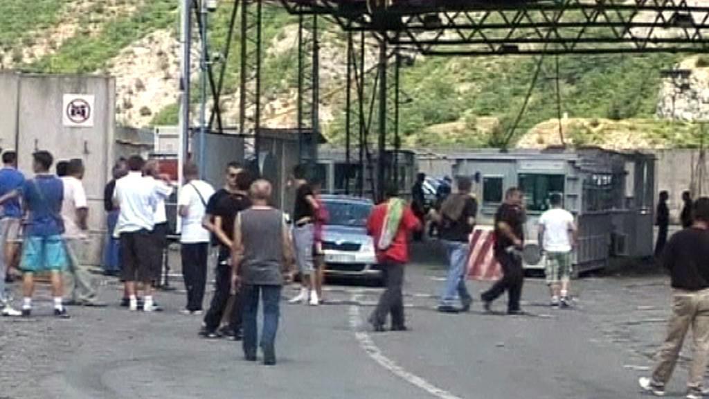Kosovsko-srbská hranice