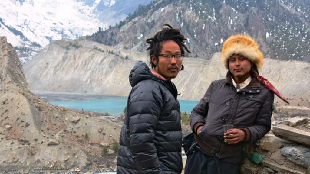 Mládež v Nepálu