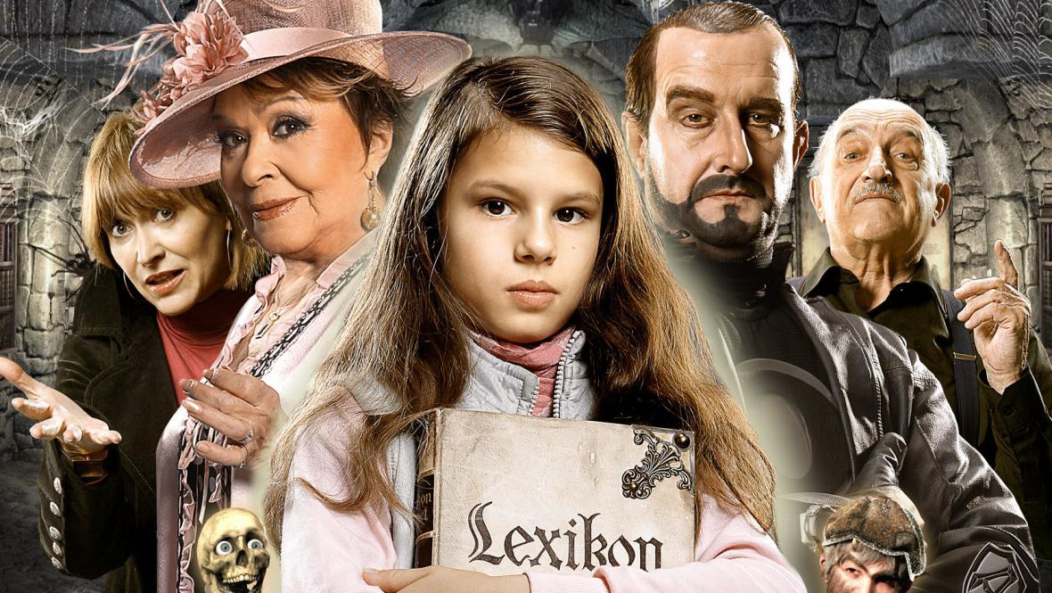 Saxána a Lexion kouzel