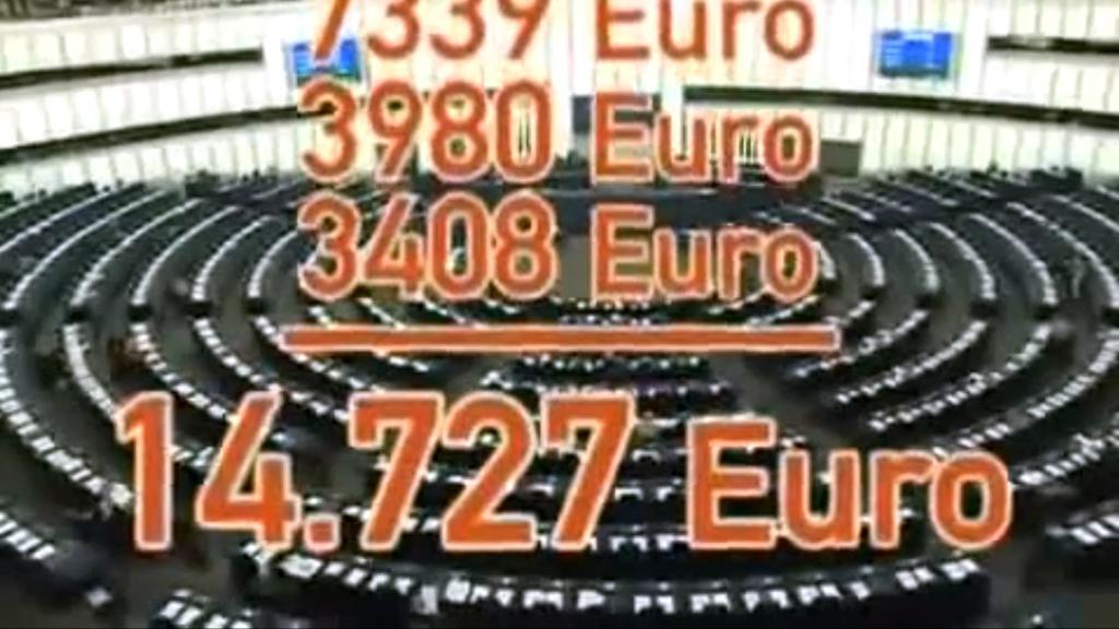 RTL: Europoslanci vydělají víc než kancléřka