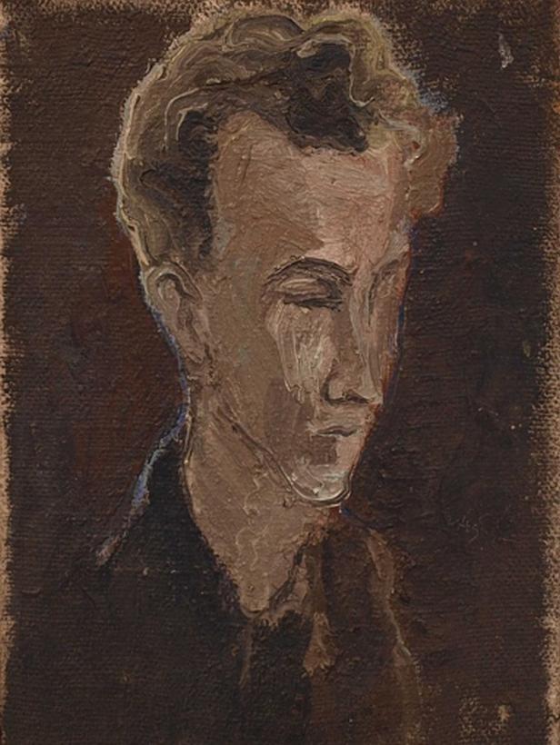 Václav Hejna / Básník (Jiří Orten), 1939