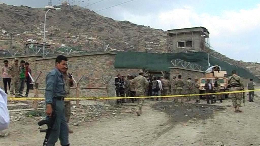 Boj s Tálibánem v Kábulu skončil po dvaceti hodinách