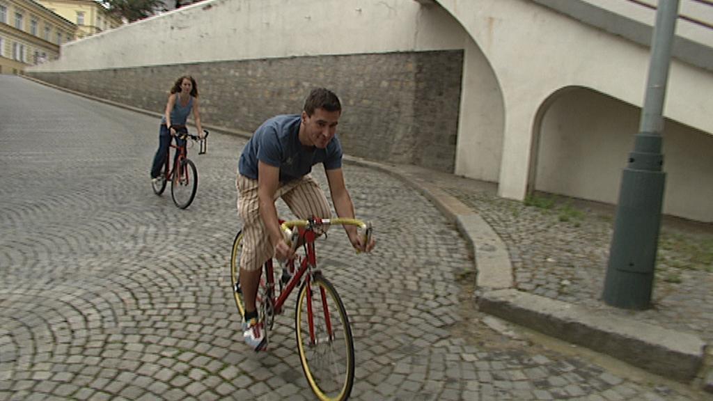 Cyklisté