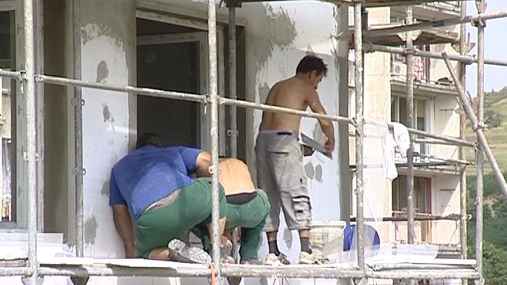 Zednické práce