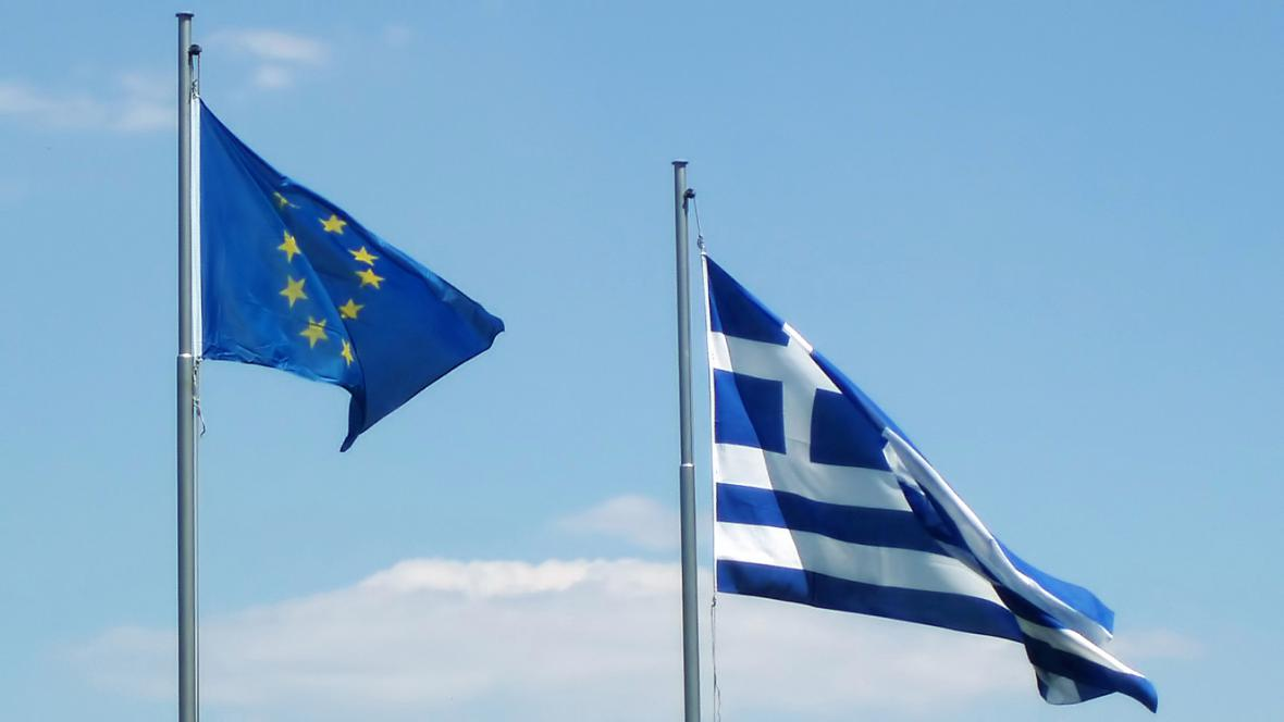 EU a Řecko